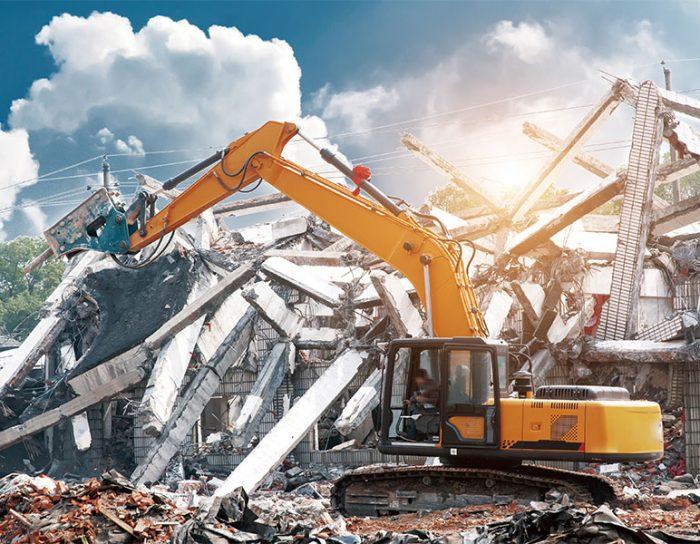 Demolition Services Winnipeg